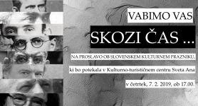 Vabljeni na proslavo ob slovenskem kulturnem prazniku