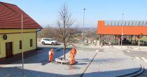 Razkuževanje zunanjih javnih površin v Občini Sveta Ana