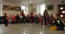 Otroci vrtca Sv. Ana obiskali občino